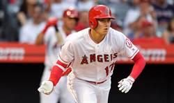 MLB》大谷翔平兩支二壘打 天使仍折翼