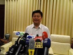 唯一支持陳學聖!傅崐萁宣布不參選桃園市長