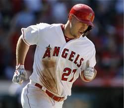 MLB》大谷、「神鱒」聯手發揮 天使單局灌7分大勝