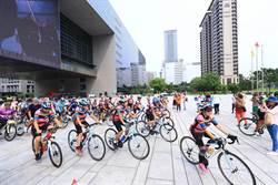 「愛在台灣 希望無限」學童單車環台中市出發
