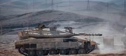 以色列主戰車將引進人工智慧和VR頭盔