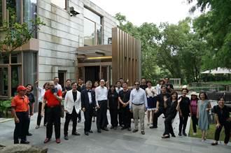 台灣之光!世界不動產聯盟參訪久樘開發「樹也Villa」