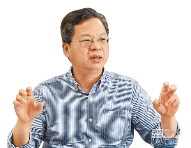 經濟部次長龔明鑫(本報資料片)