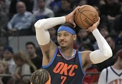 NBA》1年240萬美元 甜瓜將以底薪加盟火箭