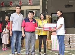 竹市農產運銷公司、蔬菜商會忙生意 不忘關懷弱勢