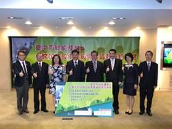 推綠能產業專案貸款 華南銀、中市簽署合作備忘錄