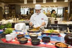 期間限定韓流美食吃到飽!5星飯店攜手韓國主廚獻美味