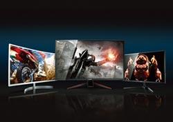 奇美電競螢幕 呈現遊戲新視野