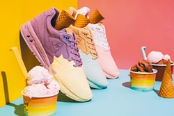 冰淇淋鞋 融化少女心
