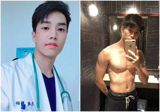 「小王大陸」加入《實習醫師》 連脫3天猛秀6塊肌