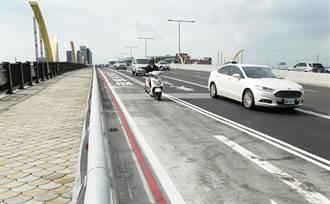 台中南屯知高橋改建完工 兼具交通改善、文化、防洪