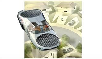 以色列飛天車「城市鷹」將於2021年投產