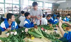 青年花農投入推廣教育 提升生活美學