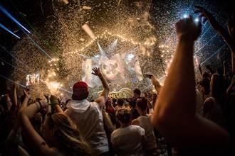 LEXUS冠名UNITE With Tomorrowland  周六開祭