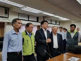 經濟部次長偕中油董座齊赴澎湖致歉 宣示提供1800萬元慰問金等4項協商結論