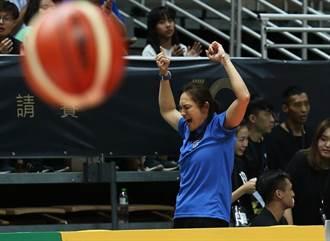 瓊斯盃女籃》首役輸球錢姐愛的鼓勵:我們有顏值!