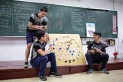 拯救地球、設計桌遊  智慧鐵人24隊高中生入決賽
