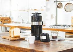 聲寶石臼式研磨咖啡機 體貼爸爸辛勞