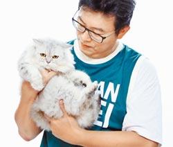 自爆養貓史 姚討拍不成惹噓聲