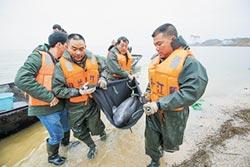 長江江豚瀕危 僅剩1012隻