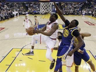 NBA》勇士再簽悍將 可能放棄麥克考