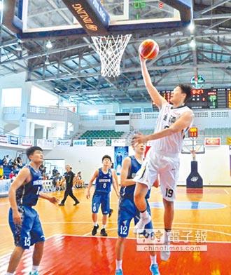 兩岸8籃球勁旅 金門競技