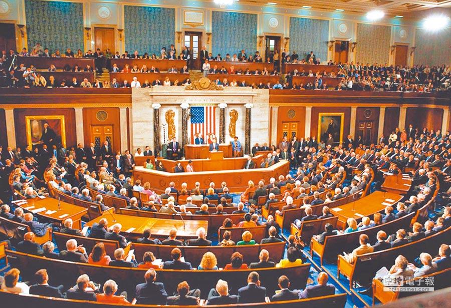 6月19日,美國參議院通過2019《國防授權法》。(取自美國參院官網)