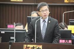 台南》議會國民黨團質疑市府 屢為黃偉哲背書違反行政中立