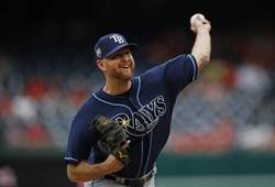 MLB》手肘3次開刀還能投的男人 如今成為爭冠要角