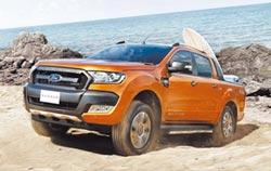 Ford Ranger風靡亞太市場