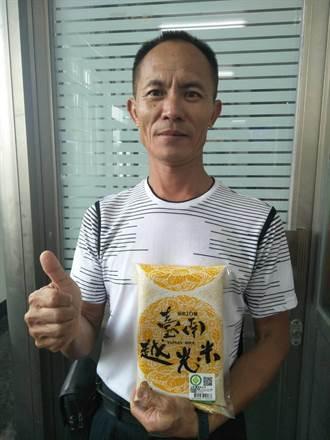 厲害! 芳榮米廠張柏堯獲「台南好米王」也曾入選10大好米獎