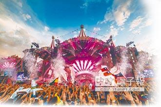 夢幻電音趴 Tomorrowland嗨翻台北