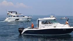 東北角「消暑一夏」 海祭、龍洞遊艇節輪番上場