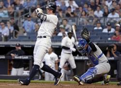 MLB》打傷洋基法官 皇家投手遭恐嚇