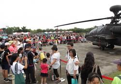 步訓部陸空精銳盡出 逾八萬國人參與