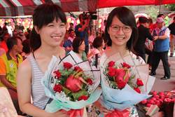 火龍果盛產中價格持平未崩跌 東山區產業活動花束吸睛
