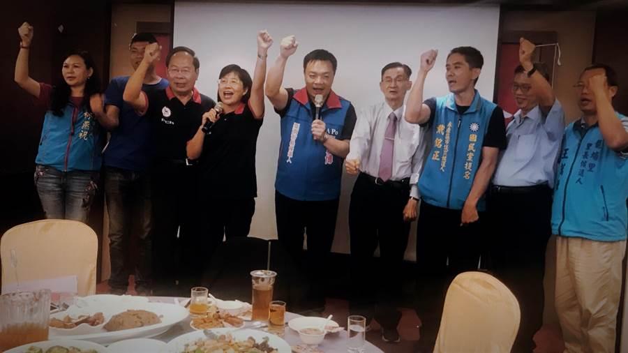 高思博認為年底台南市長一役,是過去25年來最有機會勝選的一次,他將率領所有國民黨提名人選包括巿議員、里長,一起重返執政。(高思博陣營提供)