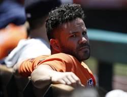 MLB》休士頓有麻煩了 阿土伯首度掛傷兵