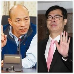 網票選「誰有能力改變高雄」 韓國瑜得票率完爆陳其邁