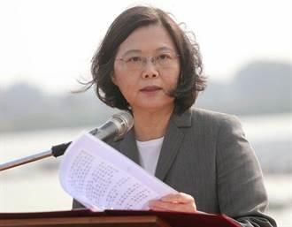 新台灣國策智庫民調:57.7%不支持蔡英文參選2020連任