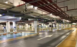台中水湳智慧城中央停車場將啟用 推多項優惠方案