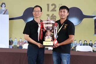 台灣咖啡12強+1最終回「鄒築園」方政倫抱回冠中冠