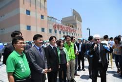 《經濟》支持台中雙港計畫,賴清德:打造成新發展引擎