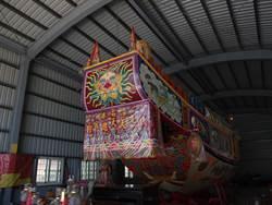 東石先天宮王船祭結合路跑 用雙腳貼近在地