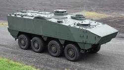 防彈力不足 日本防衛廳放棄研發裝甲車