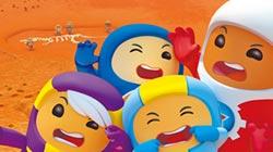 4英雄帶孩子《全球探險衝衝衝》