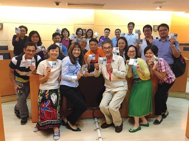 台湾科技大学跨国产学合作在衣索比亚结出冠军果实,所推出的「台科大善益E咖啡」获非洲风味杯测大赛冠军。(黄丙喜提供)
