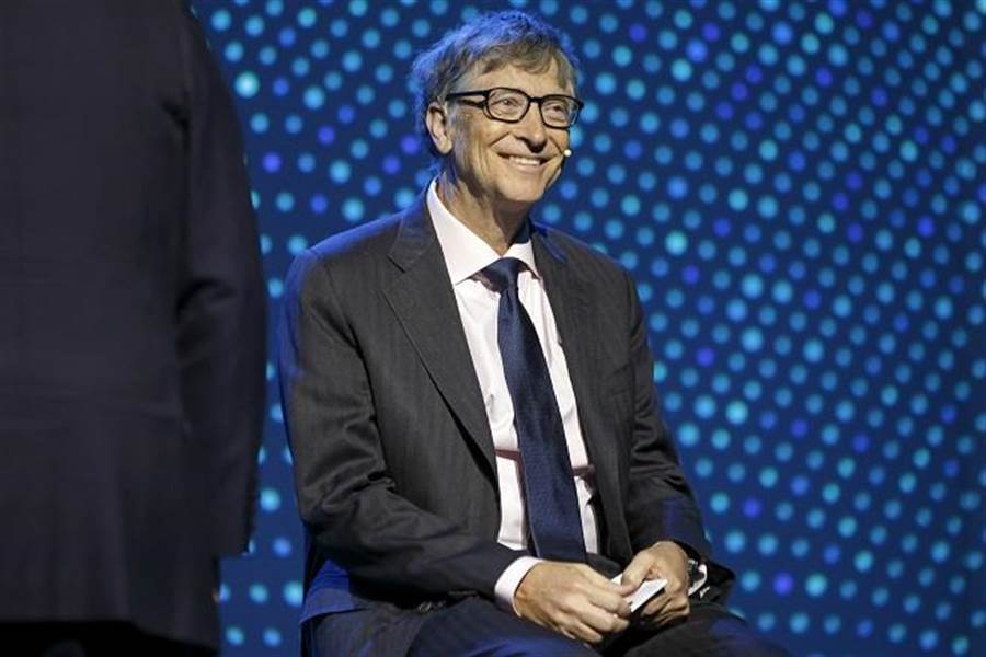 微軟創辦人比爾蓋茲。(美聯社資料照)