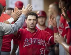 MLB》紅襪買天使二壘手 擠壓到林子偉