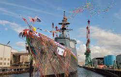 建商船打不過中韓 日重工業搶造軍艦